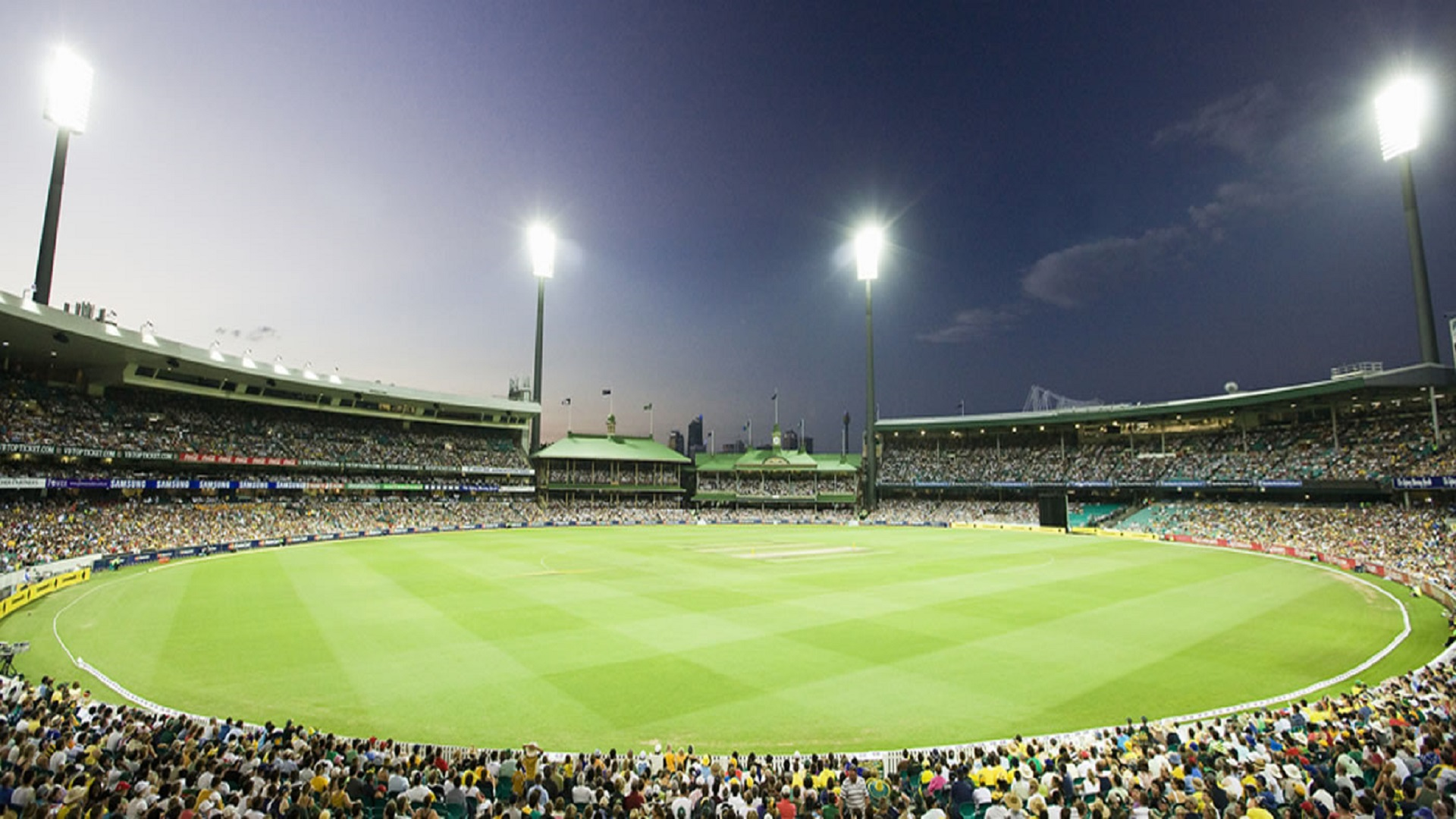 Hows 7 best cricket stadiums