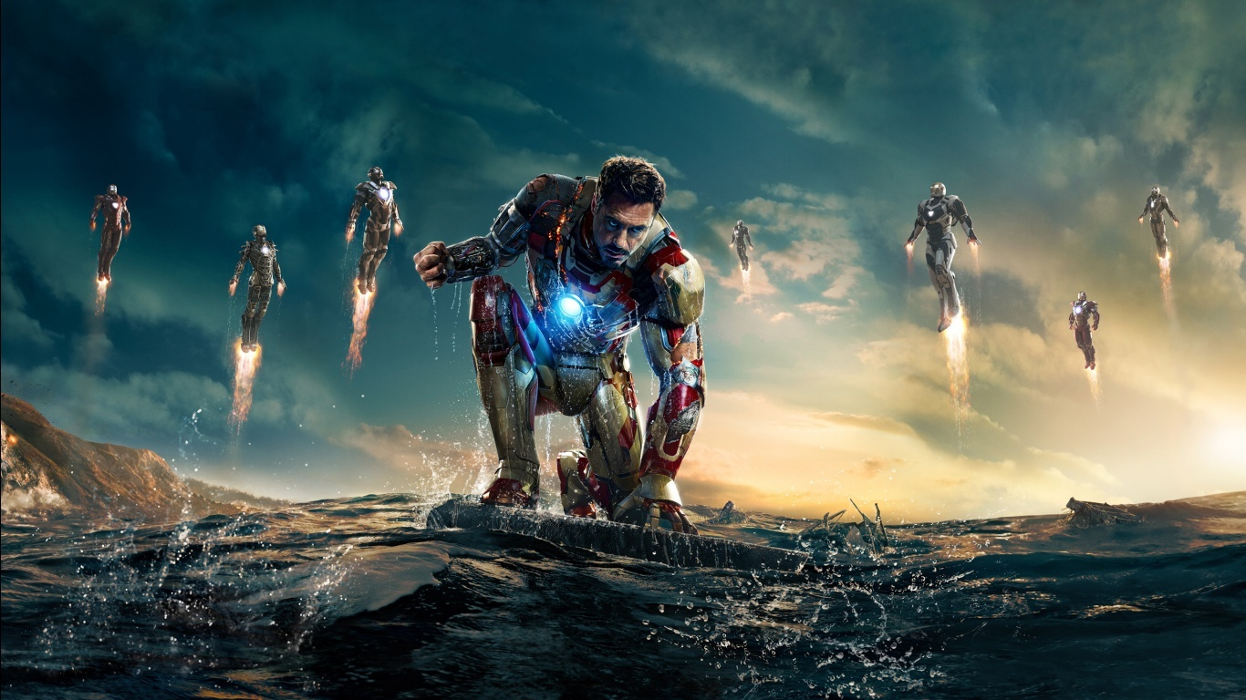 Iron man to the rescue 7 superpowers you didnt know tony stark had