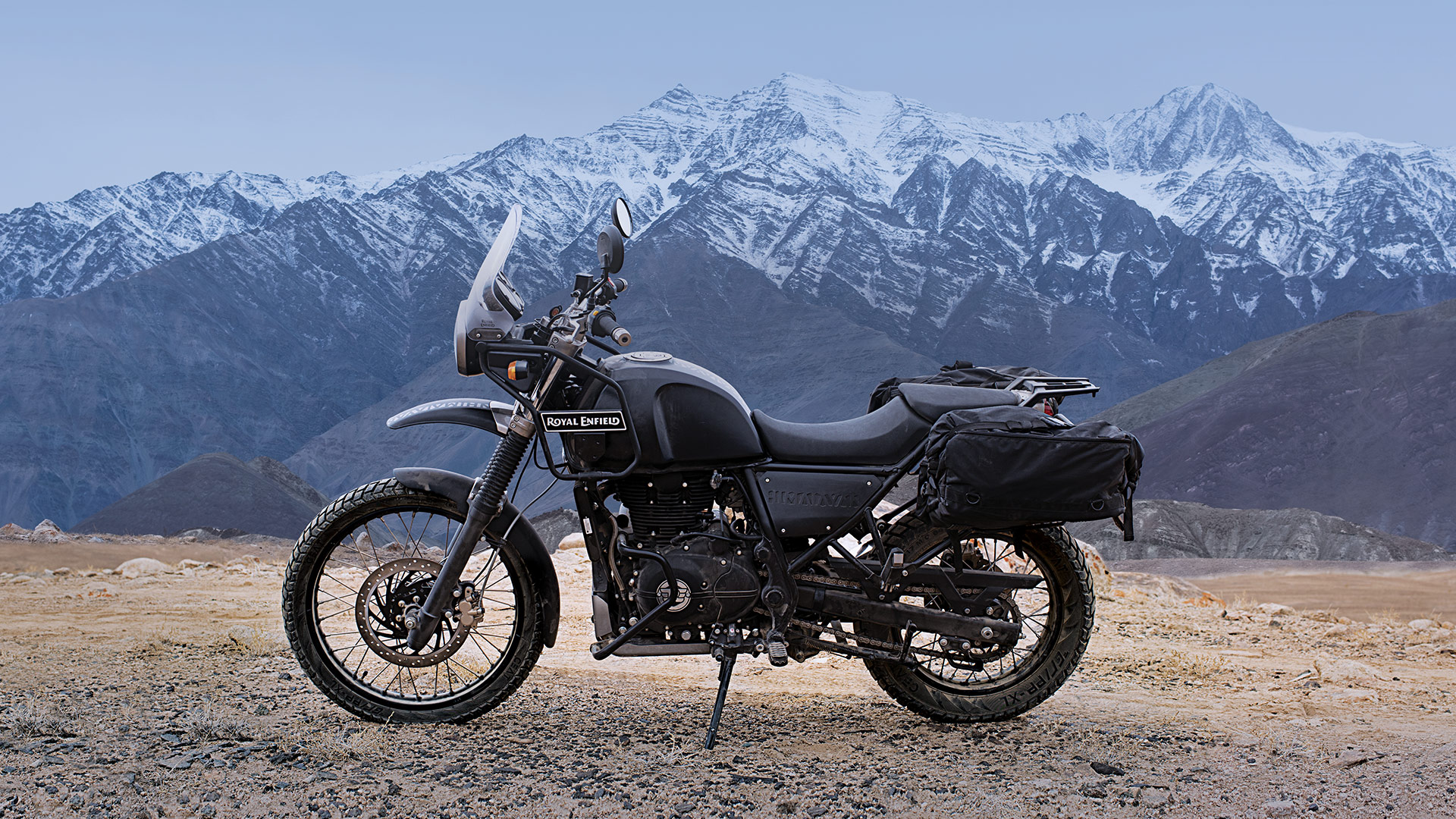 Leh ladak trip 5 things you need to know about the new royal enfield himalayan bike