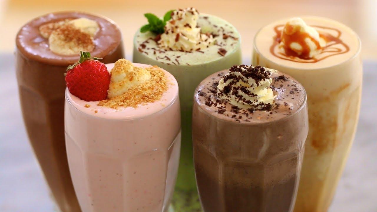 Milk love add these 7 flavors to make your milk taste better