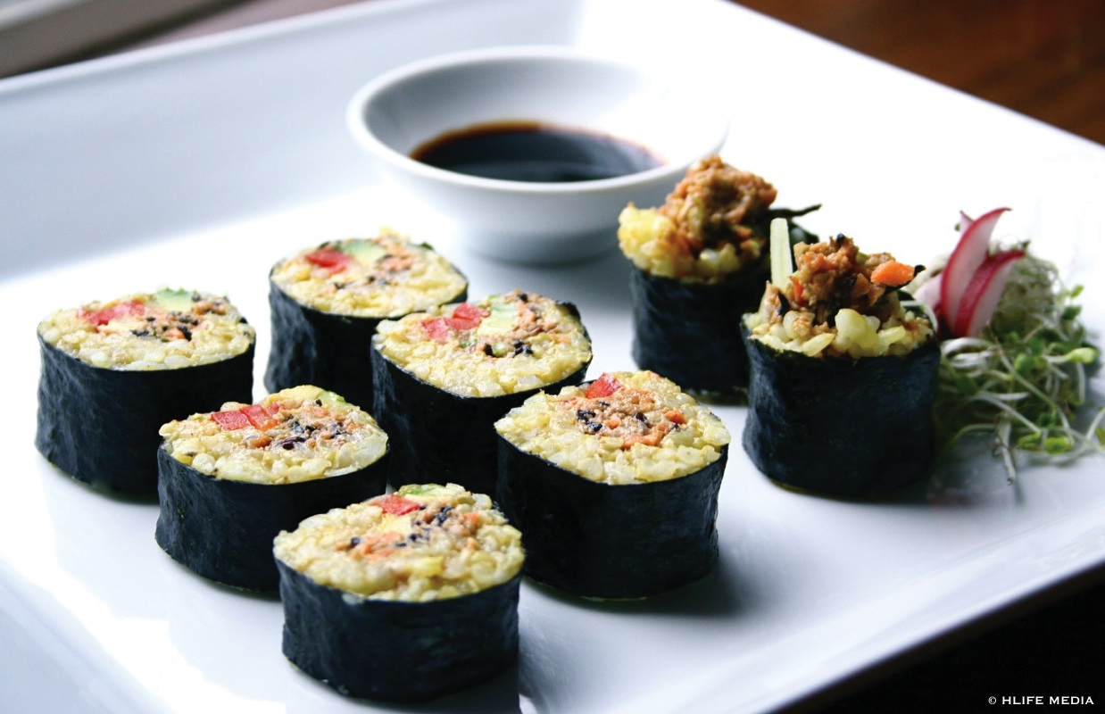 Mmmm yeah so good 7 places in mumbai for sushi thatll make you go all aahhh