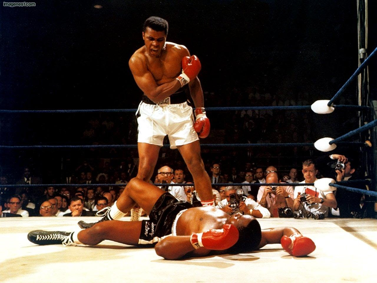 Muhammad ali the greatest of all times the boxing legend died at 74