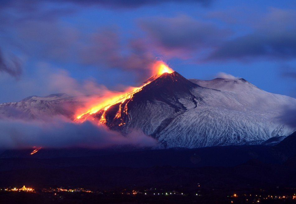 Thrill seekers 7 most active volcanoes of the world to visit
