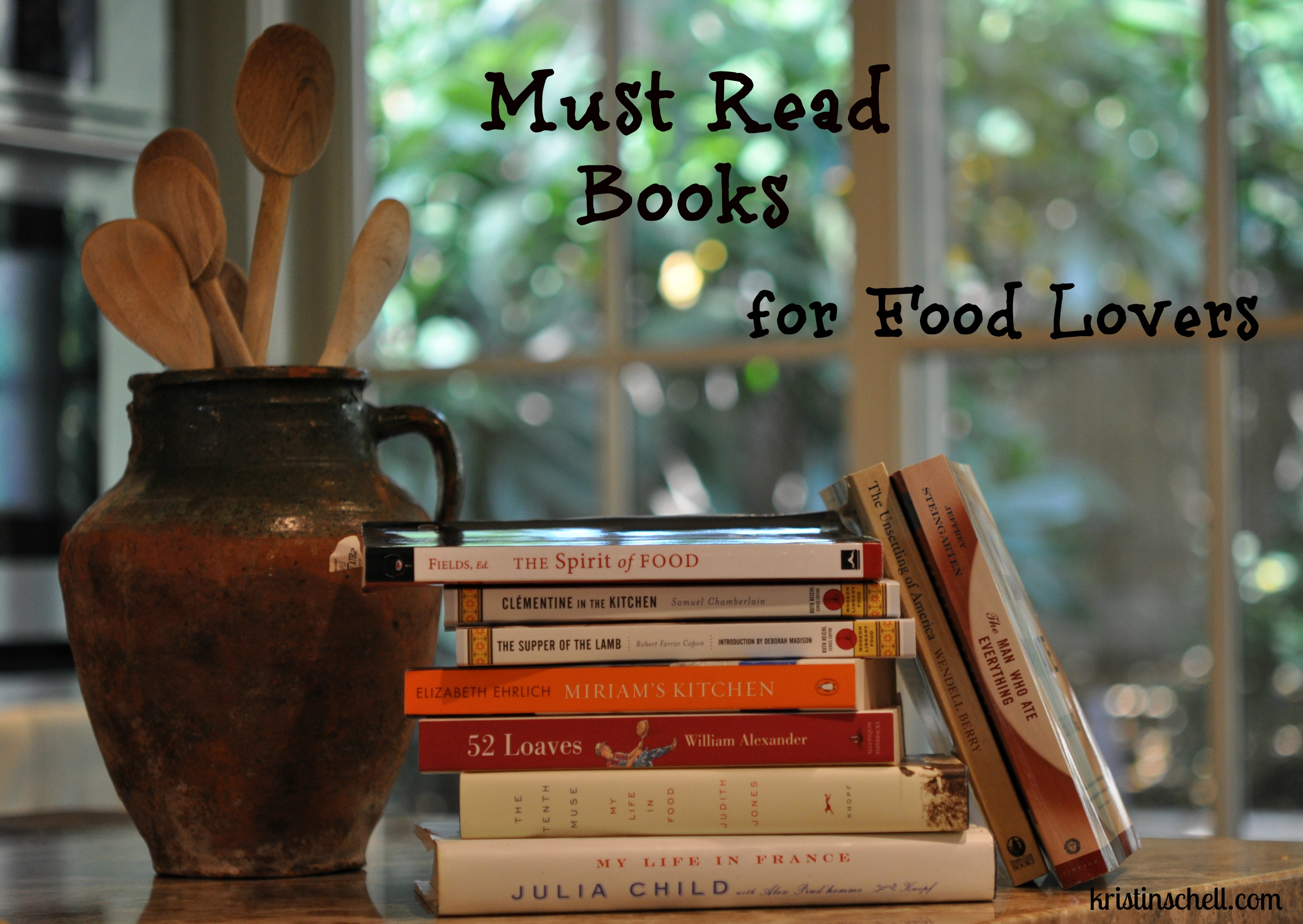 Time to feel hungry 7 fiction books revolving around food