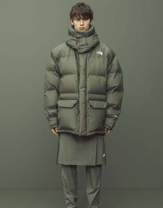 The Down Jacket for Men