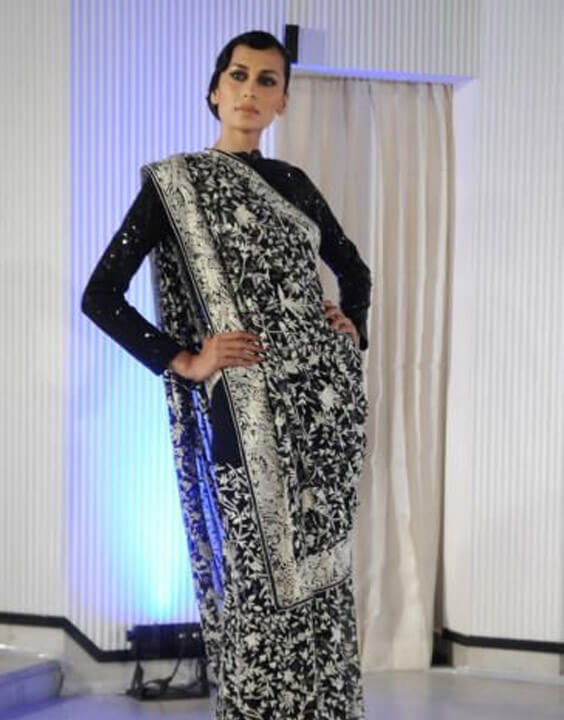 Gol Saree Draping Styles - Bewakoof Blog