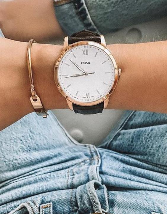 The Fossil Trendsetter - Best Watch Brands in India | Bewakoof Blog
