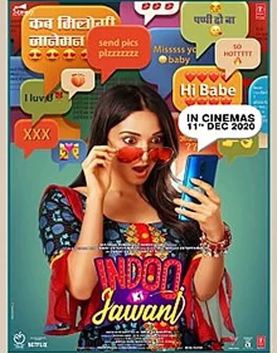 Indoo Ki Jawani | Upcoming Bollywood movies - Bewakoof Blog