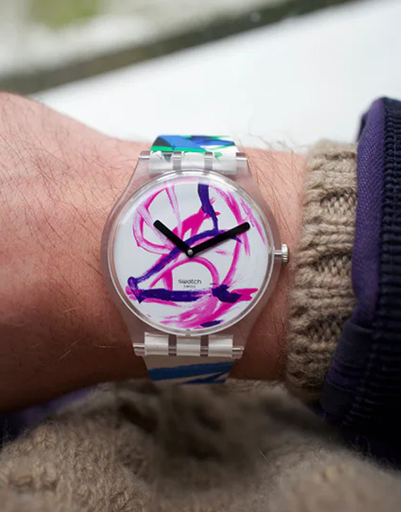 The Swatch Pacemaker - Best Watch Brands in India | Bewakoof Blog