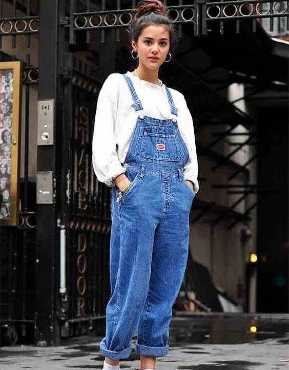 Overalls Style Guide - Types of Jeans for Girls