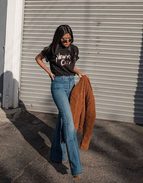 Bootcut Jeans Style Guide - Types of Jeans for Girls