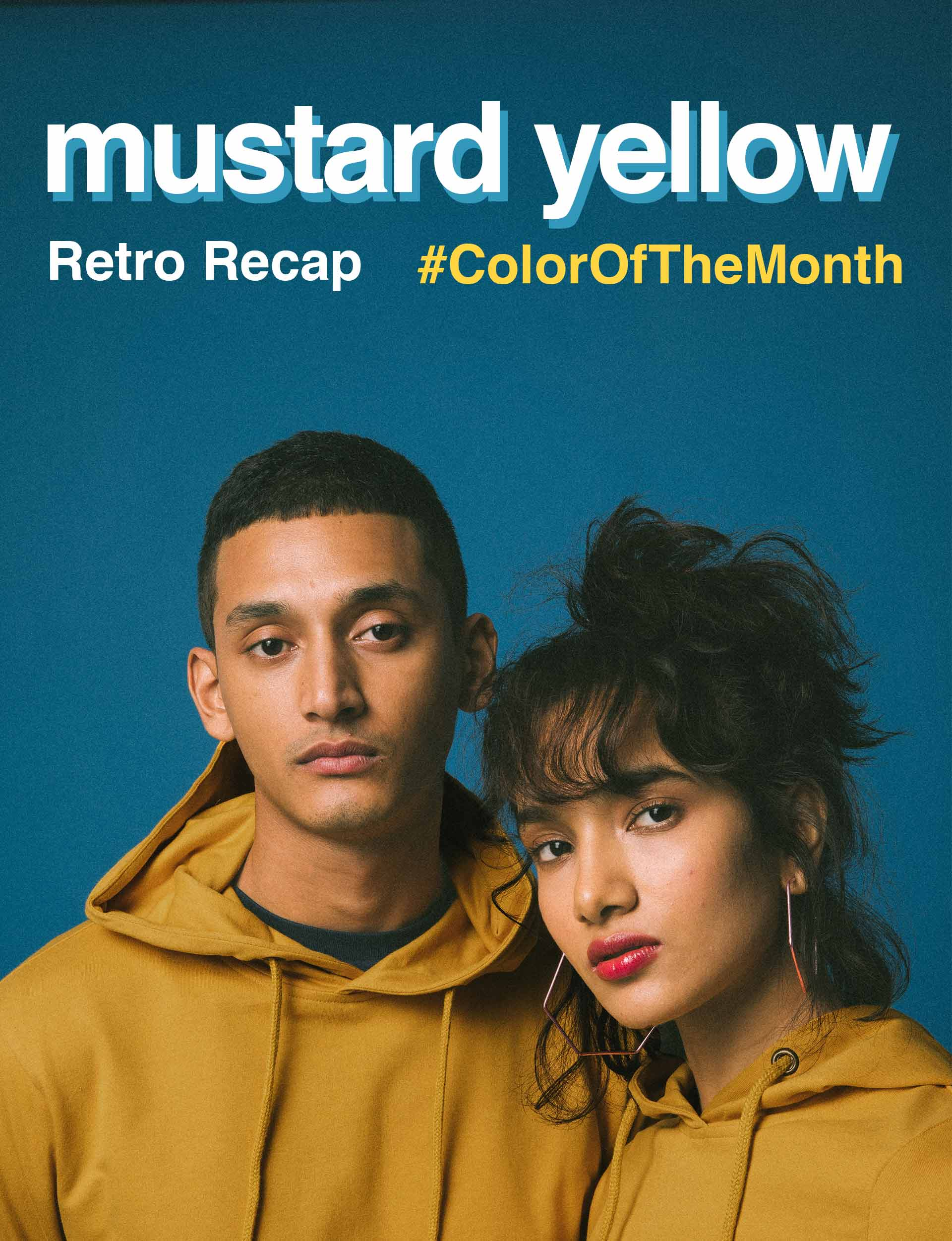 Color Of The Month Banner 1 - Pick a New Hue Every Month at Bewakoof.com