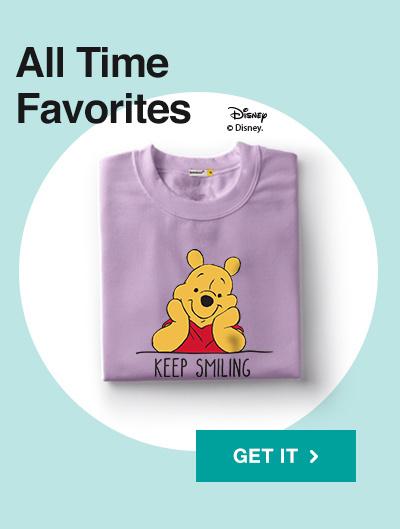 Character T Shirts