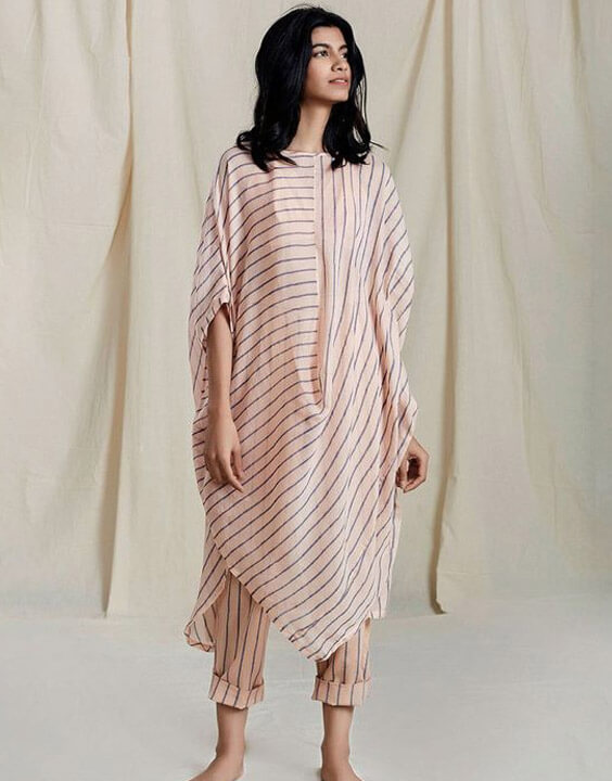 oversized kurta pant suit style for women