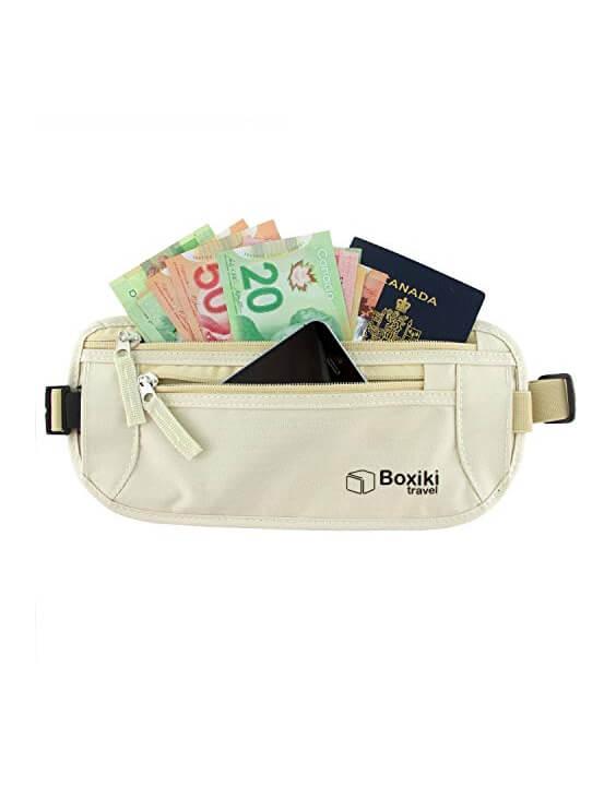 Money Pouches | Travel Checklist - Bewakoof Blog